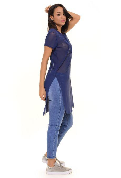 Camiseta-QUEST-QUE212170075-83-Azul-Noche-2