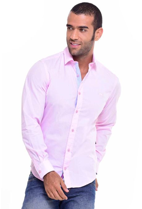 Camisa-QUEST-Slim-Fit-QUE111BA0009-14-Rosado-1