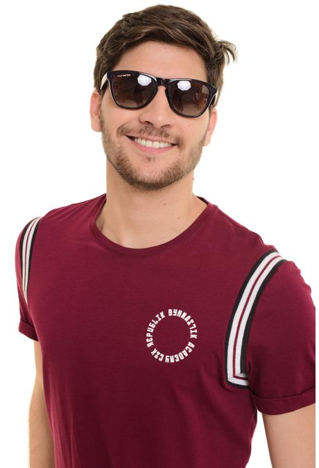 Camiseta-Moda-QUEST-Slim-Fit-QUE112170150-Vino-Tinto-2