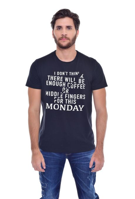 Camiseta-QUEST-QUE163170083-19-Negro-1