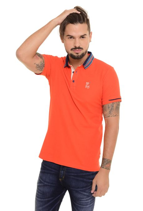 Polo-QUEST-Slim-Fit-QUE162170052-11-Naranja-1