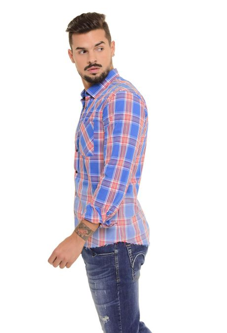Camisa-QUEST-Slim-Fit-QUE111170111-46-Azul-Rey-2