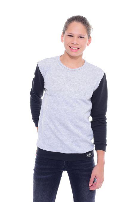 Sweatshirt-QUEST-QUE323170004-20-Gris-Claro-1