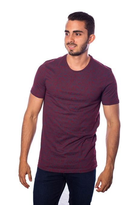 Camiseta-QUEST-Slim-Fit-QUE163170063-12-Rojo-1