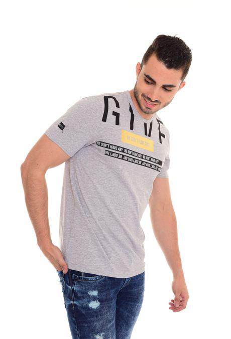 Camiseta-QUEST-QUE112180013-86-Gris-Jaspe-Medio-2