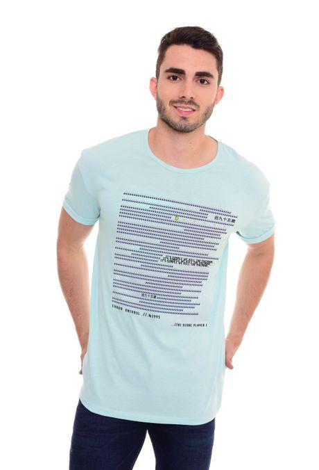 Camiseta-QUEST-QUE112180001-79-Verde-Menta-1