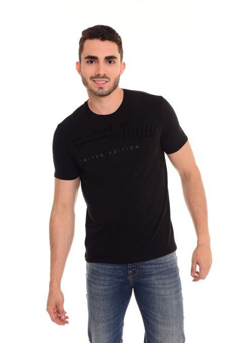 Camiseta-QUEST-QUE112180020-19-Negro-1