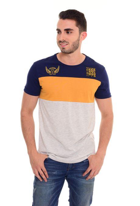 Camiseta-QUEST-QUE112180006-42-Gris-Jaspe-1