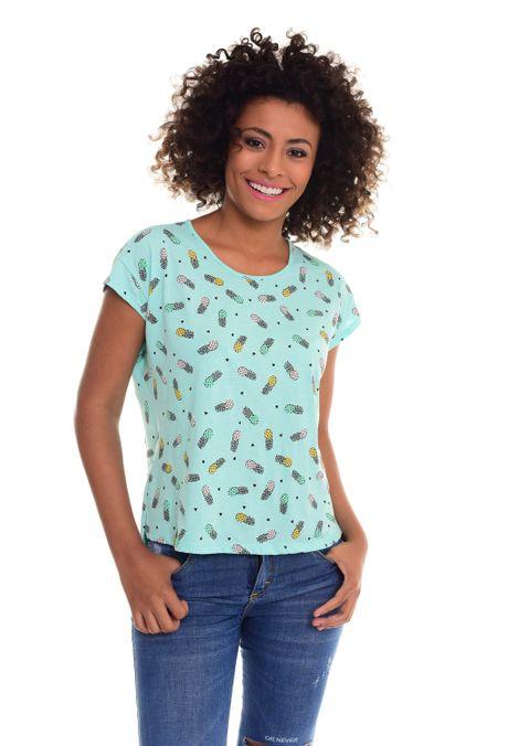 Camiseta-QUEST-QUE263180001-79-Verde-Menta-1