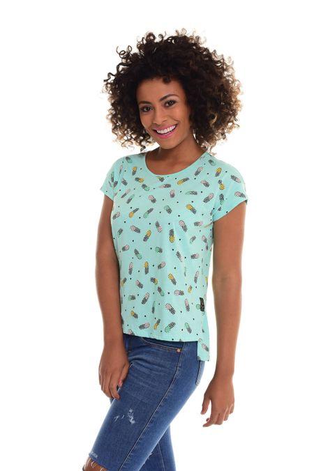 Camiseta-QUEST-QUE263180001-79-Verde-Menta-2
