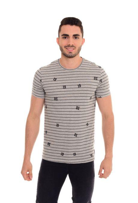 Camiseta-QUEST-QUE163180005-86-Gris-Jaspe-Medio-1