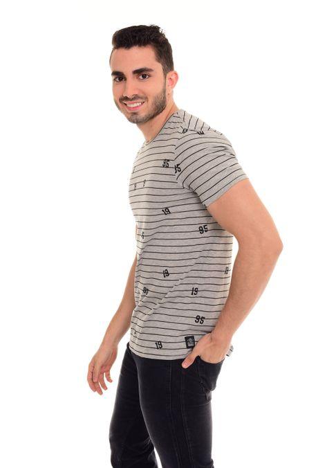 Camiseta-QUEST-QUE163180005-86-Gris-Jaspe-Medio-2