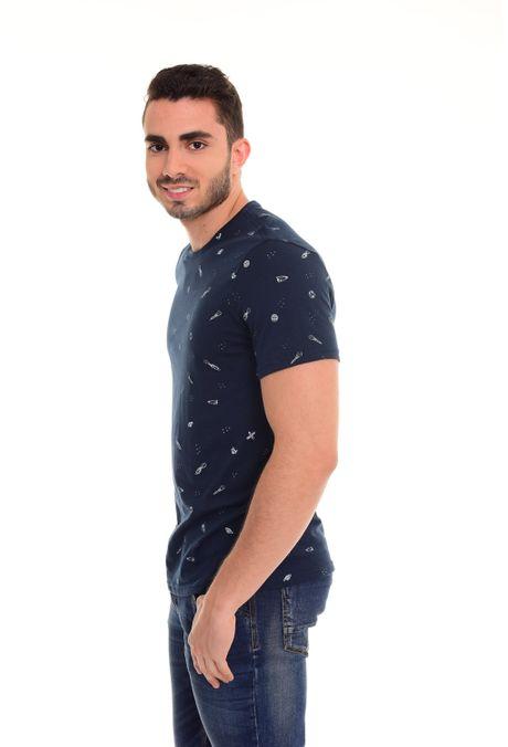 Camiseta-QUEST-QUE163180006-16-Azul-Oscuro-1