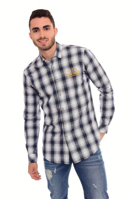 Camisa-QUEST-QUE111180018-16-Azul-Oscuro-1