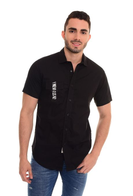 Camisa-QUEST-Slim-Fit-QUE111180016-19-Negro-1