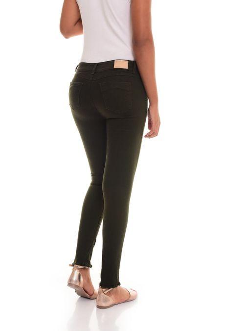 Pantalon-QUEST-Skinny-Fit-QUE209180001-38-Verde-Militar-2