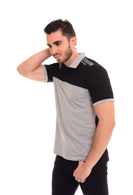 Polo-QUEST-Slim-Fit-QUE162180020-86-Gris-Jaspe-Medio-2