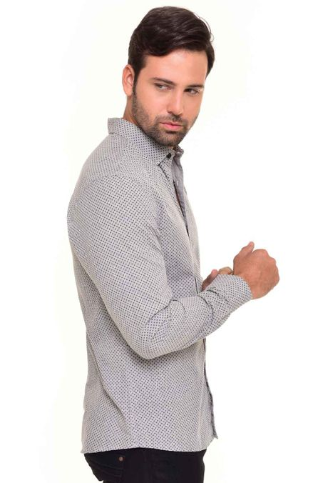 Camisa-QUEST-Slim-Fit-QUE111170054-86-Gris-Jaspe-Medio-2