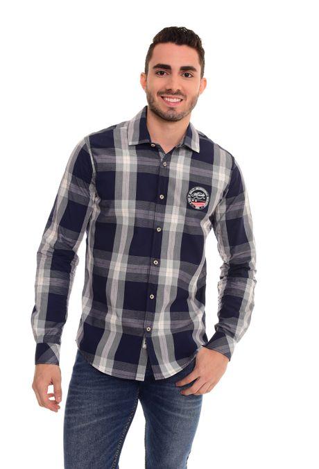 Camisa-QUEST-QUE111180013-16-Azul-Oscuro-1