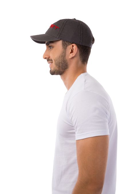 Gorra-QUEST-Custom-Fit-106010030-36-Gris-Oscuro-2