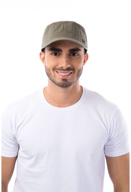 Gorra-QUEST-Custom-Fit-106010531-38-Verde-Militar-1