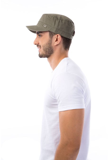 Gorra-QUEST-Custom-Fit-106010531-38-Verde-Militar-2