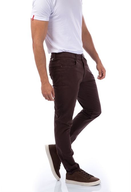 Pantalon-QUEST-Slim-Fit-109011600-23-Cafe-2