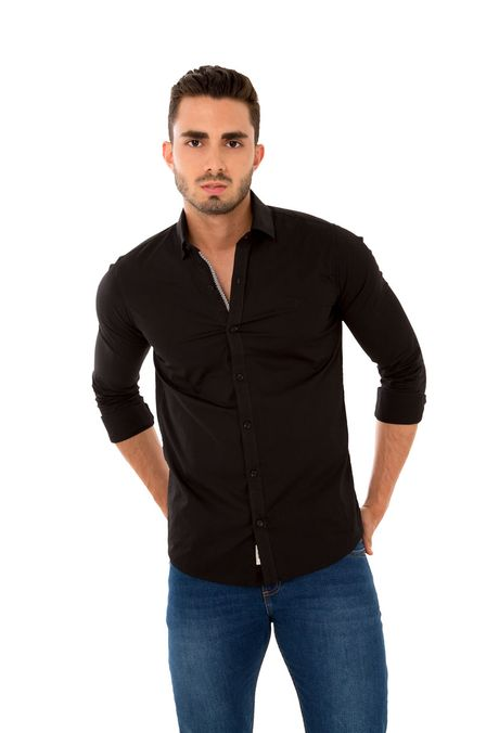Camisa-QUEST-Slim-Fit-QUE111BA0009-19-Negro-1