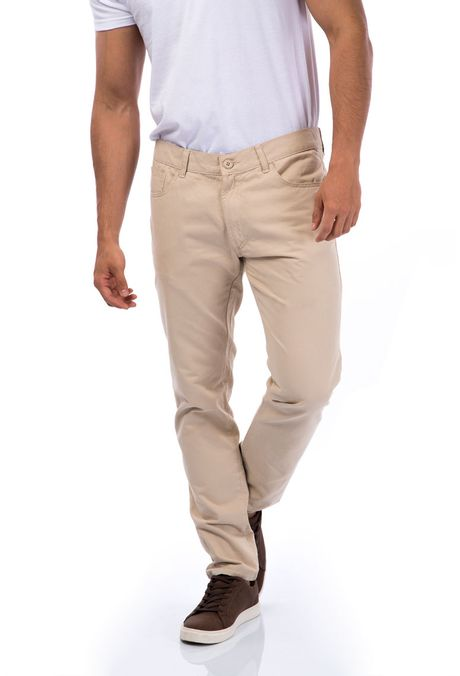Pantalon-QUEST-Slim-Fit-109011600-21-Beige-1