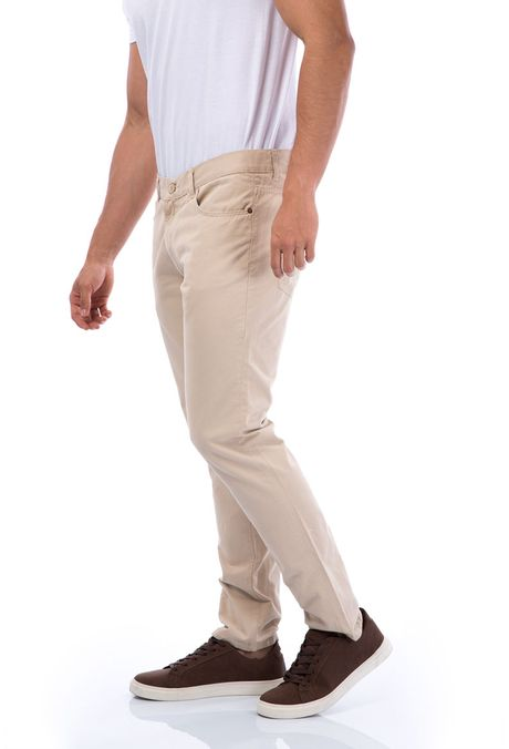 Pantalon-QUEST-Slim-Fit-109011600-21-Beige-2