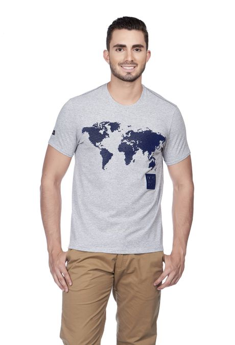 Camiseta-QUEST-Slim-Fit-QUE112180041-86-Gris-Jaspe-Medio-1