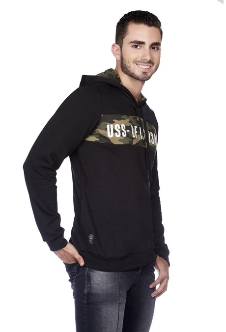 Hoodies-QUEST-QUE123180004-19-Negro-2