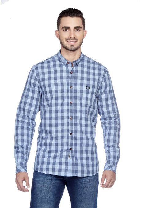 Camisa-QUEST-Original-Fit-QUE111180032-15-Azul-Medio-1