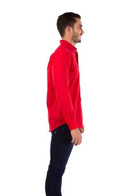 Camisa-QUEST-Slim-Fit-QUE111BA0009-56-Rojo-Cereza-2