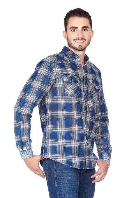 Camisa-QUEST-Original-Fit-QUE111180042-48-Azul-Oscuro-Indigo-2