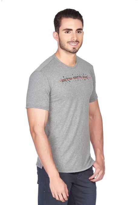 Camiseta-QUEST-Slim-Fit-QUE112180060-81-Gris-Jaspe-Oscuro-1