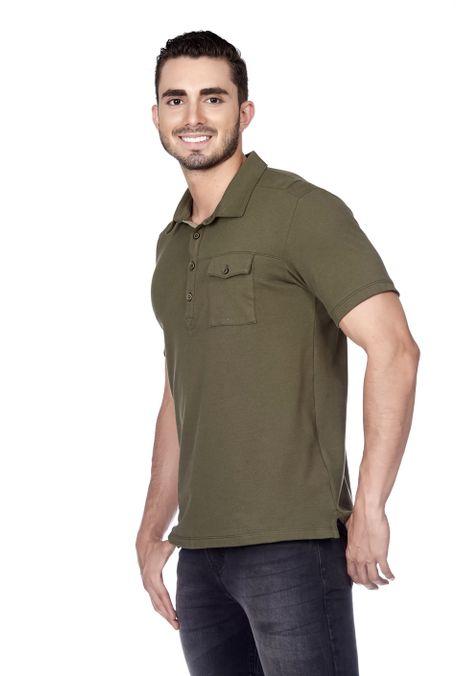 Polo-QUEST-Slim-Fit-QUE162180027-38-Verde-Militar-2