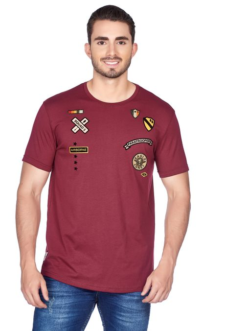 Camiseta-QUEST-Original-Fit-QUE112180073-37-Vino-Tinto-1