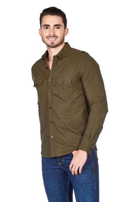 Camisa-QUEST-Slim-Fit-QUE111180058-38-Verde-Militar-2