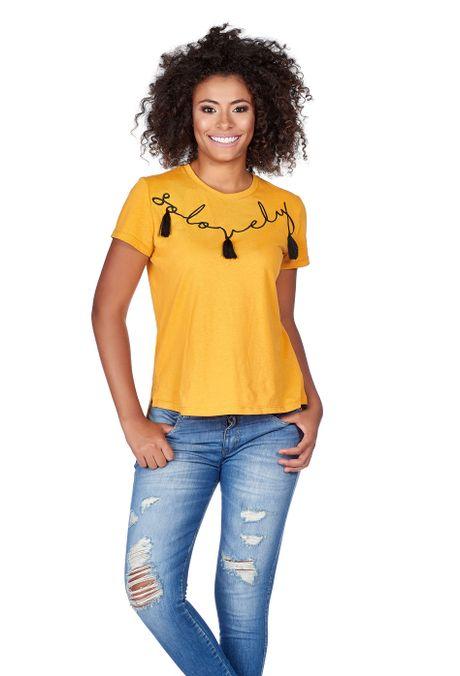 Camiseta-QUEST-QUE201180118-50-Mostaza-1