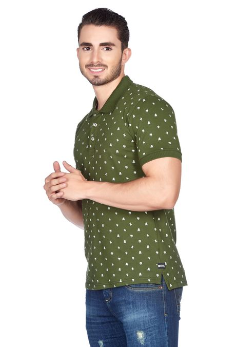Polo-QUEST-Slim-Fit-QUE162180032-38-Verde-Militar-2