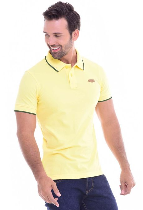 Polo-QUEST-Slim-Fit-QUE162010002-10-Amarillo-1
