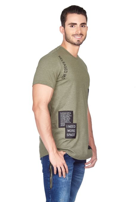 Camiseta-QUEST-Original-Fit-QUE112180067-38-Verde-Militar-2