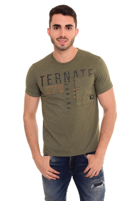 Camiseta-QUEST-Slim-Fit-QUE112180030-38-Verde-Militar-1