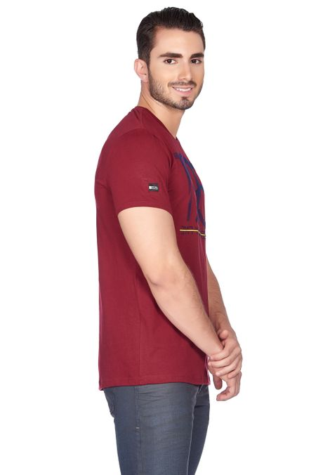 Camiseta-QUEST-Slim-Fit-QUE112180047-37-Vino-Tinto-2
