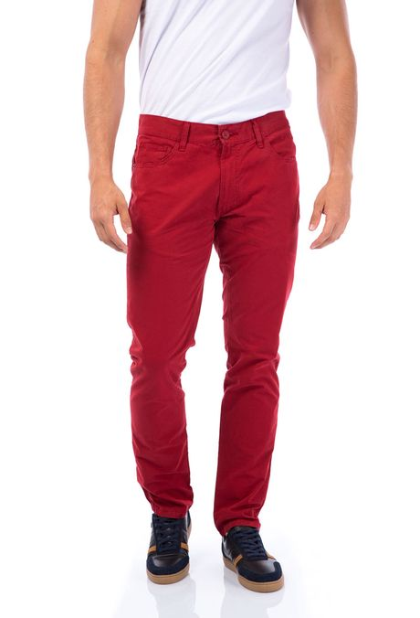 Pantalon-QUEST-Slim-Fit-QUE109BA0008-37-Vino-Tinto-1