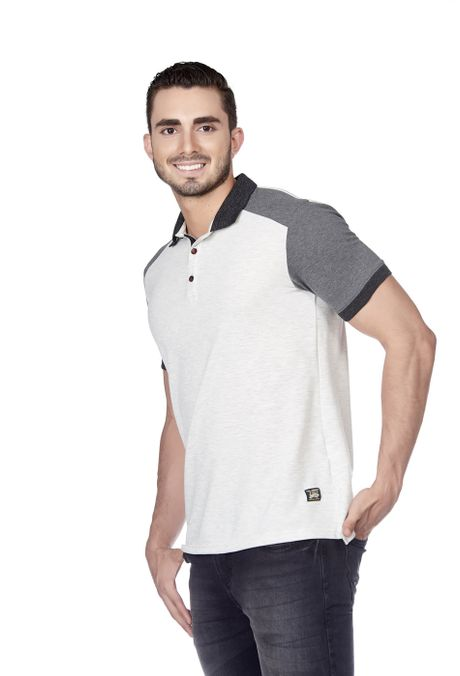 Polo-QUEST-Slim-Fit-QUE162180022-42-Gris-Jaspe-2