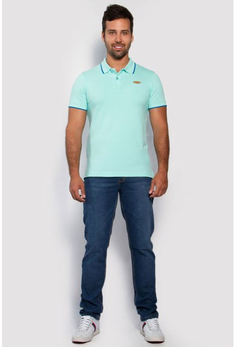 Polo-QUEST-Slim-Fit-QUE162010002-79-Verde-Menta-2