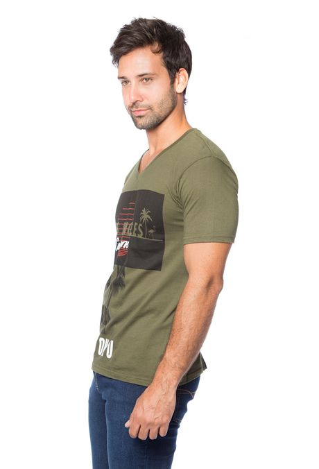 Camiseta-QUEST-Slim-Fit-QUE163BS0034-38-Verde-Militar-2
