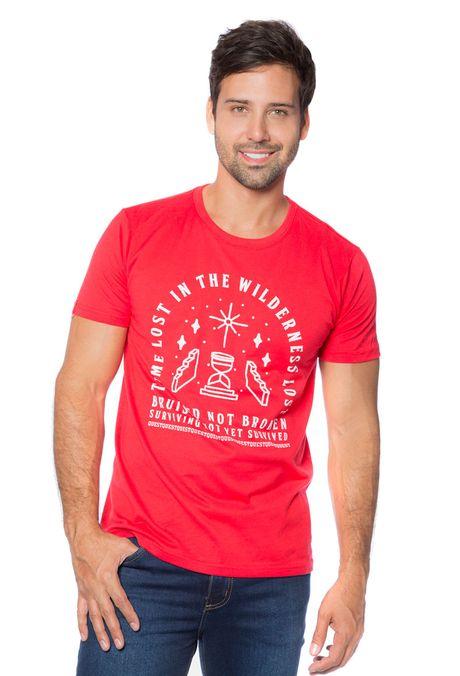 Camiseta-QUEST-Slim-Fit-QUE163BS0040-12-Rojo-1